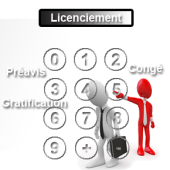 indemnité de licenciement calculatrice